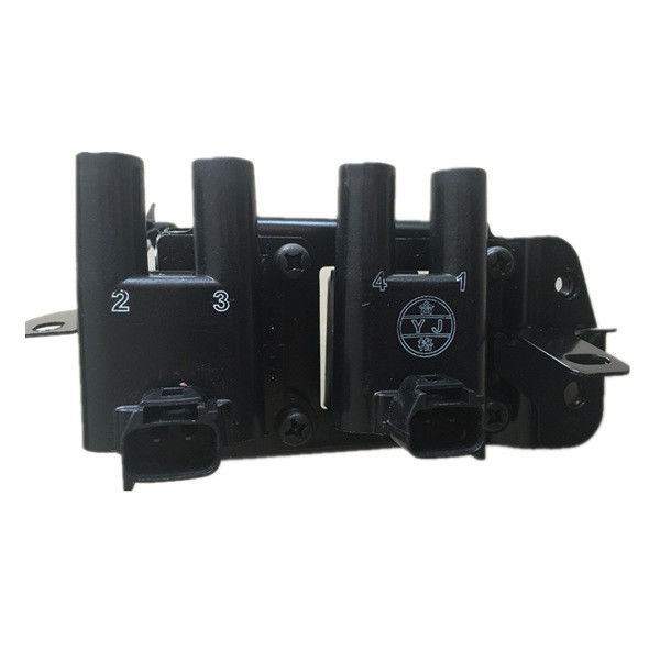 Black Front Car Ignition Coil 27301 26600 Hyundai Matrix Elantra Accent 2001-2005